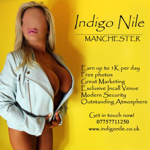 Indigo Nile Escort Recruitment