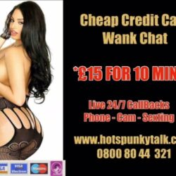 £10 for 10 minutes sex chat