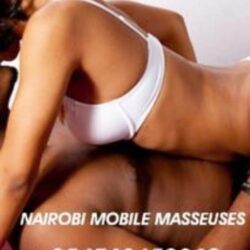 Curvy ebony female escort Nairobi +254718659310