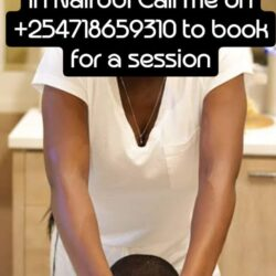 Massage at 2500 by Maureen in Nairobi +254718659310