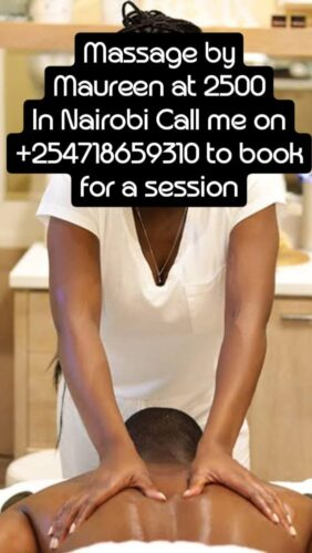 Massage Nairobi +254718659310
